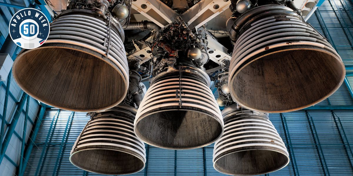 The Saturn V Story: From Nazi Roots to America's Moon Rocket