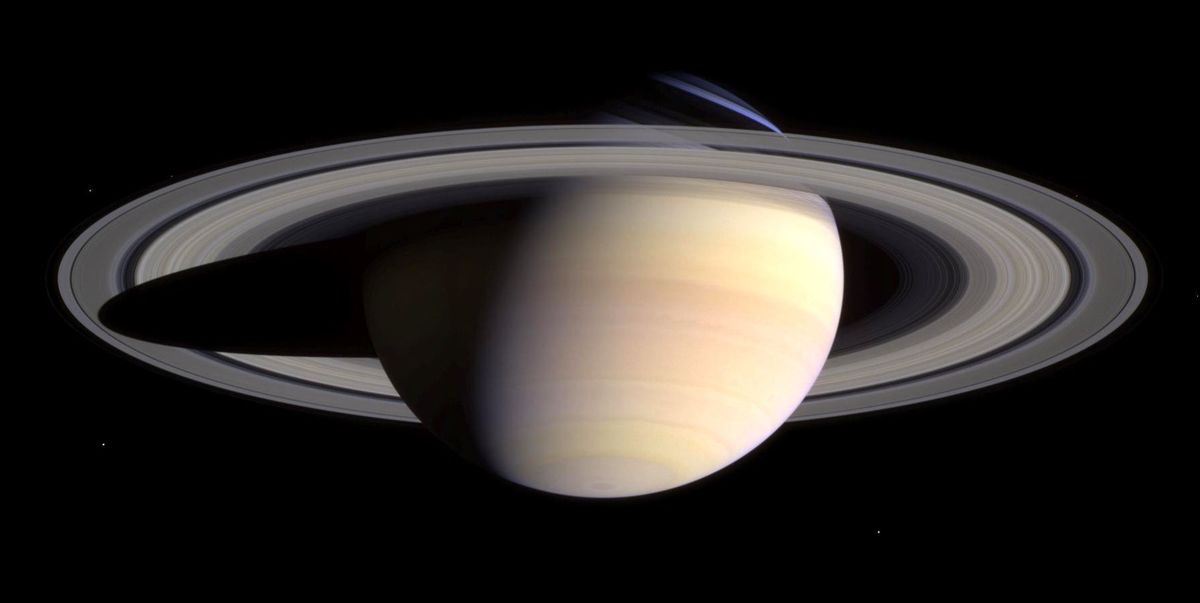Saturn Next To The Moon Tonight What Planet Is Visible