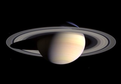 Saturn Next to the Moon Tonight - What Planet is Visible Tonight?