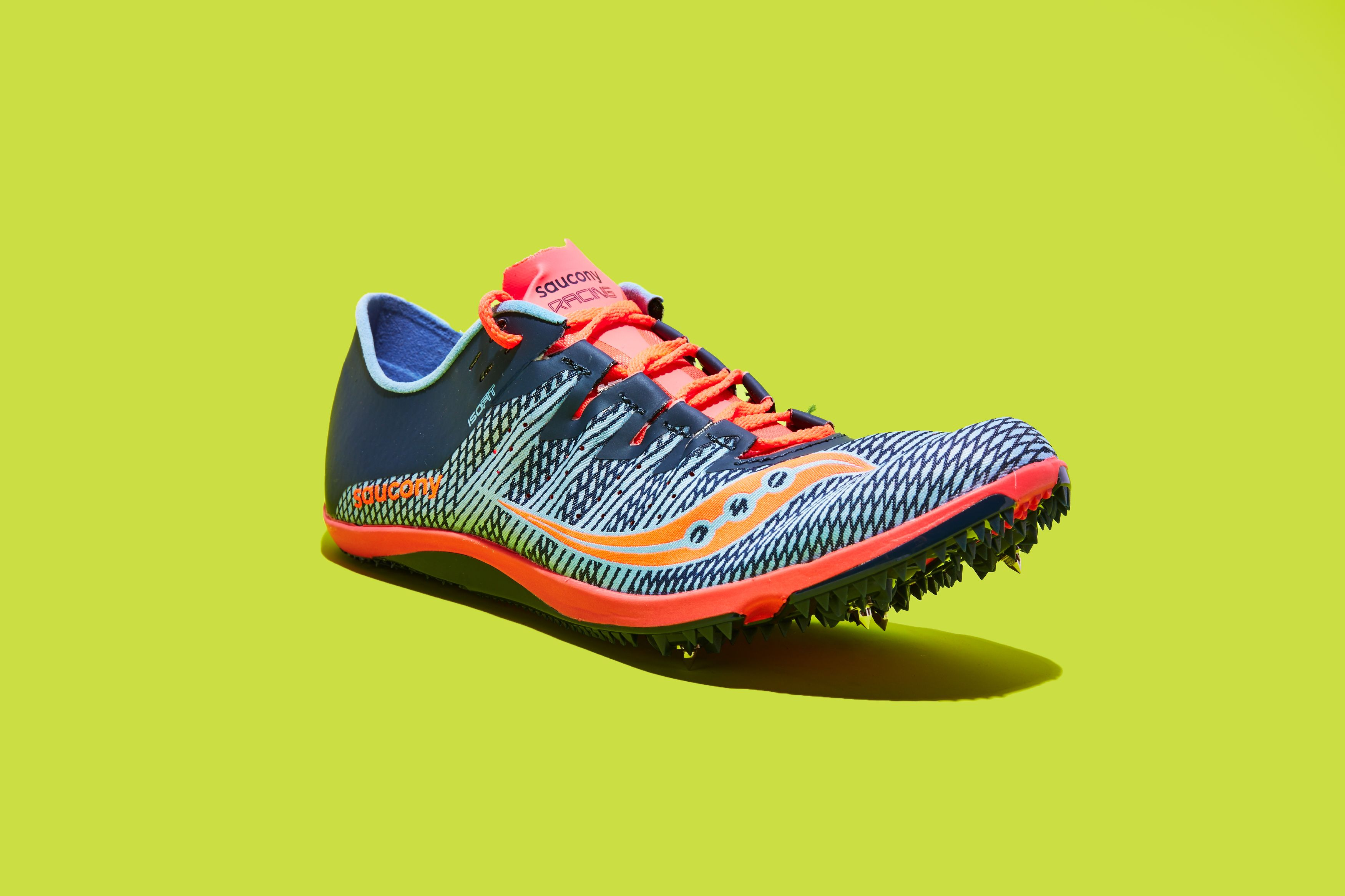 3c91bfbb711d The Saucony Endorphin 2 is the Lightest Track Spike