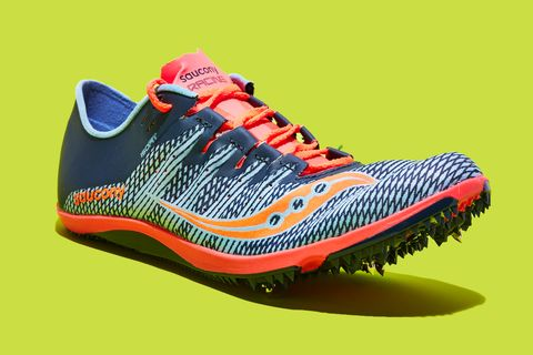 66adde18dff The Saucony Endorphin 2 is the Lightest Track Spike