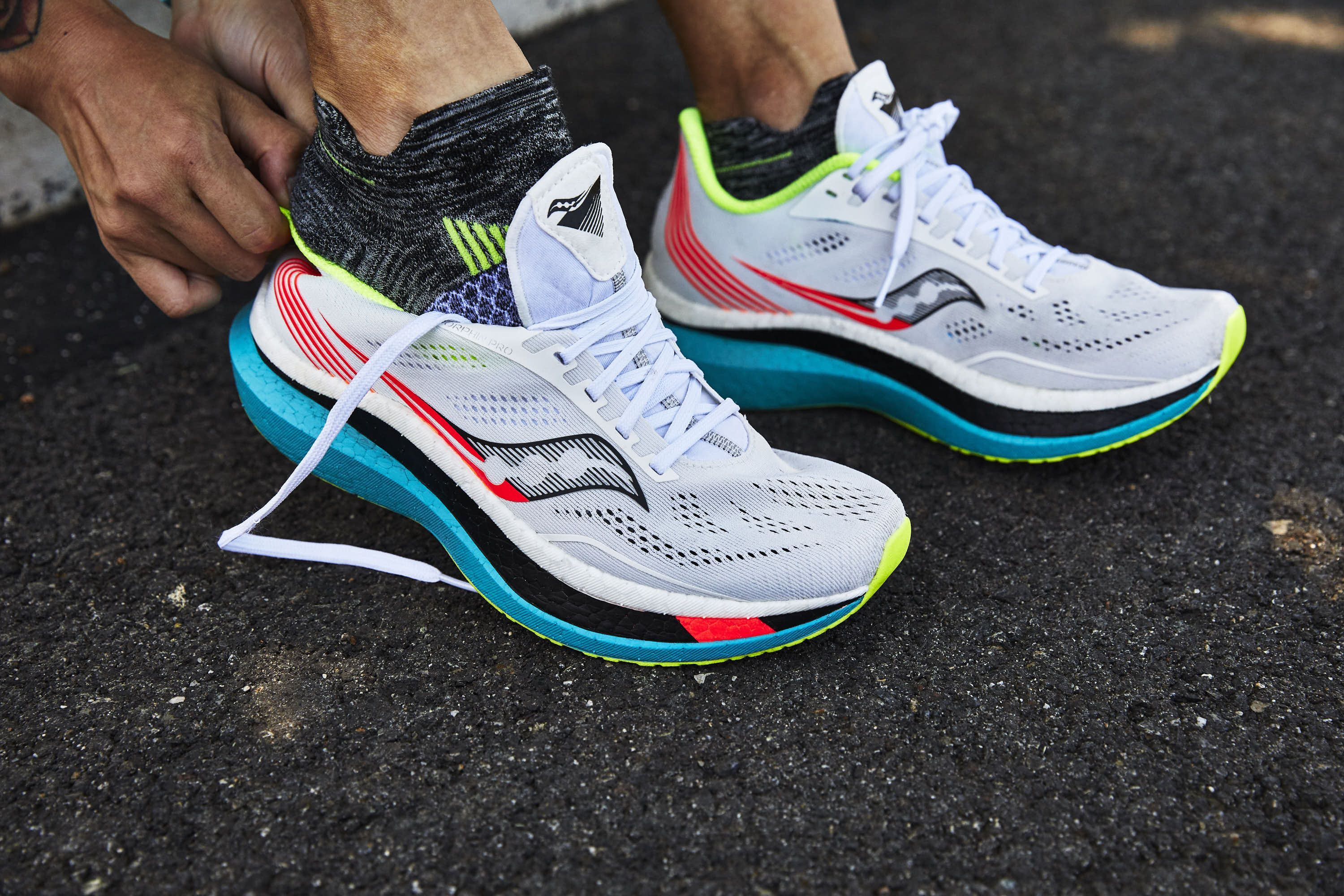 First Look: Saucony Endorphin Pro