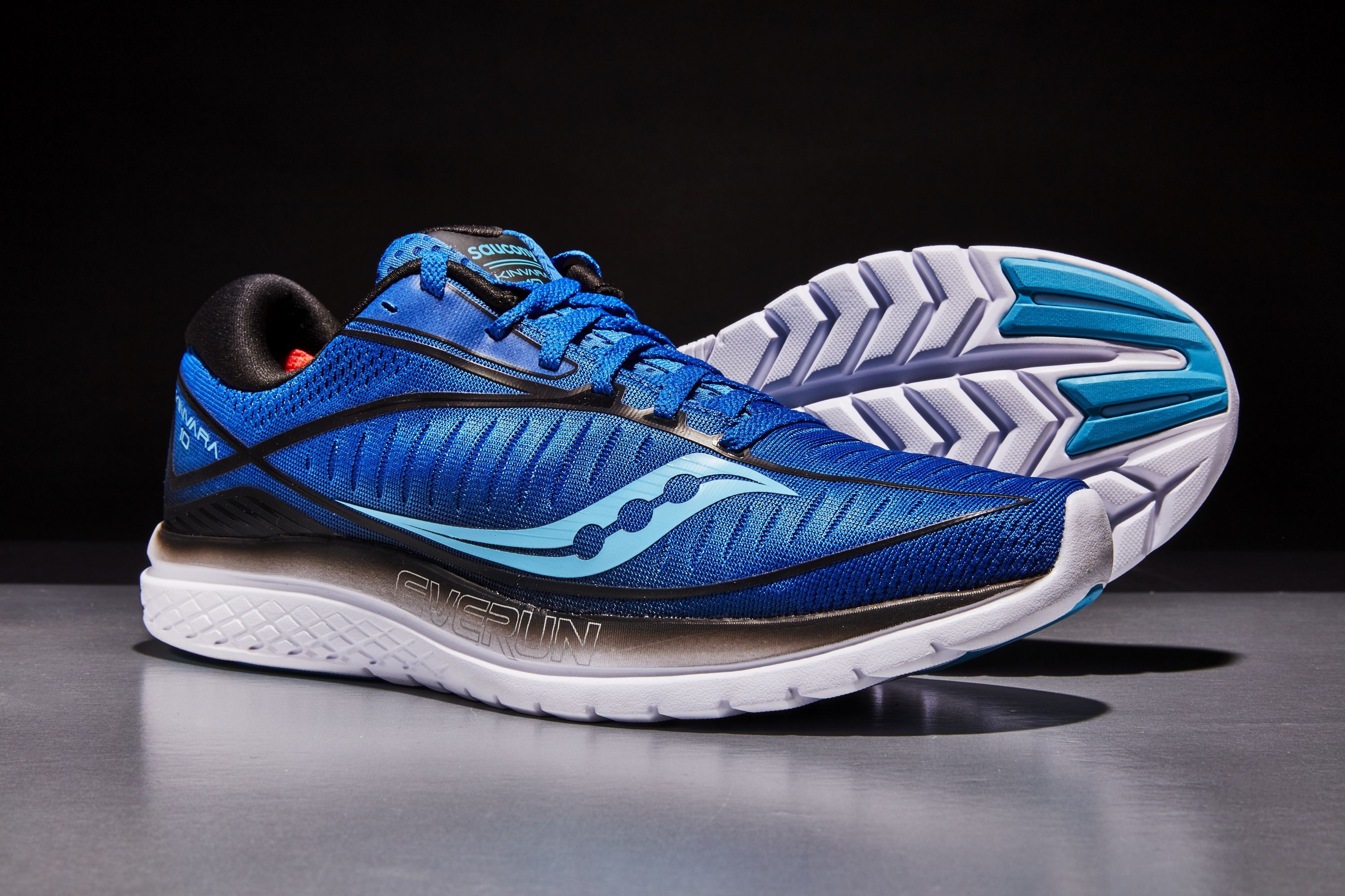 The Saucony Kinvara 10 Excels at Track Workouts and Long Runs