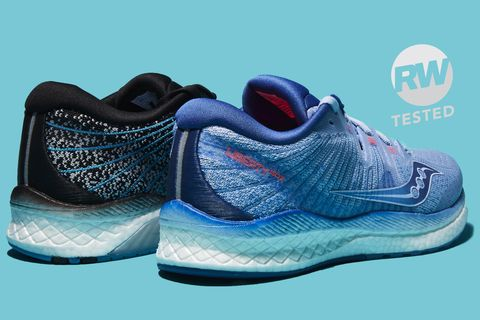 Footwear, Blue, Product, Shoe, Athletic shoe, White, Sportswear, Line, Aqua, Teal,