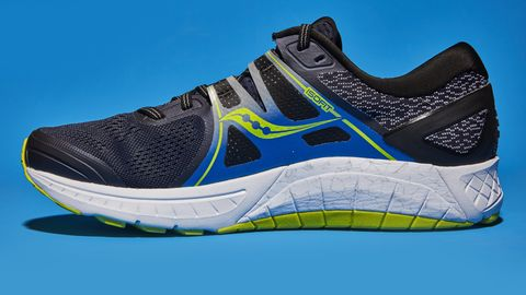 2b73b14454 Saucony Omni ISO Review | Stability Running Shoes