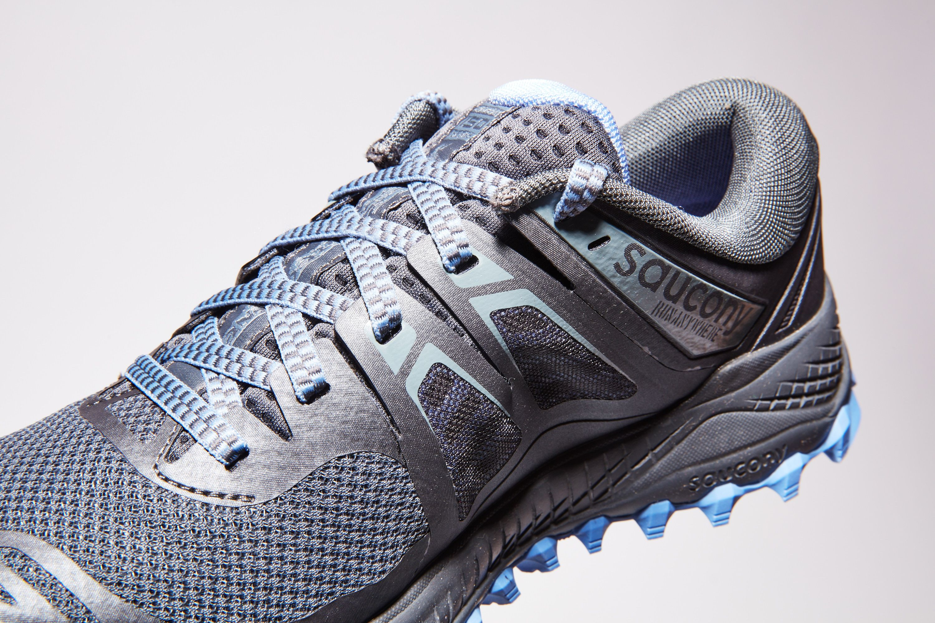 Get Mega Traction From the Saucony Peregrine ISO