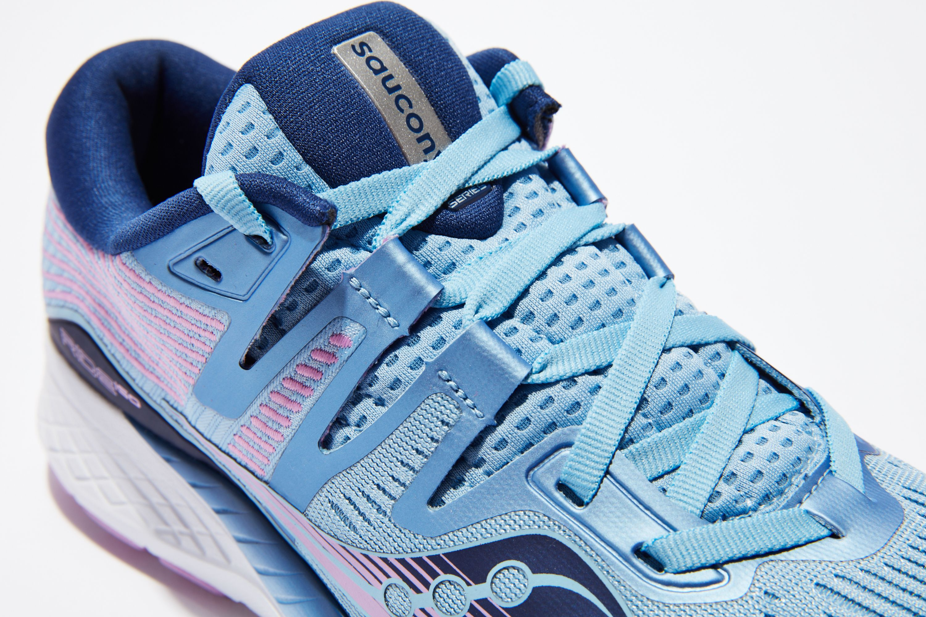 Soft Meets Fast in the New Saucony Ride ISO