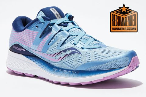a15ebd7fca Soft Meets Fast in the New Saucony Ride ISO