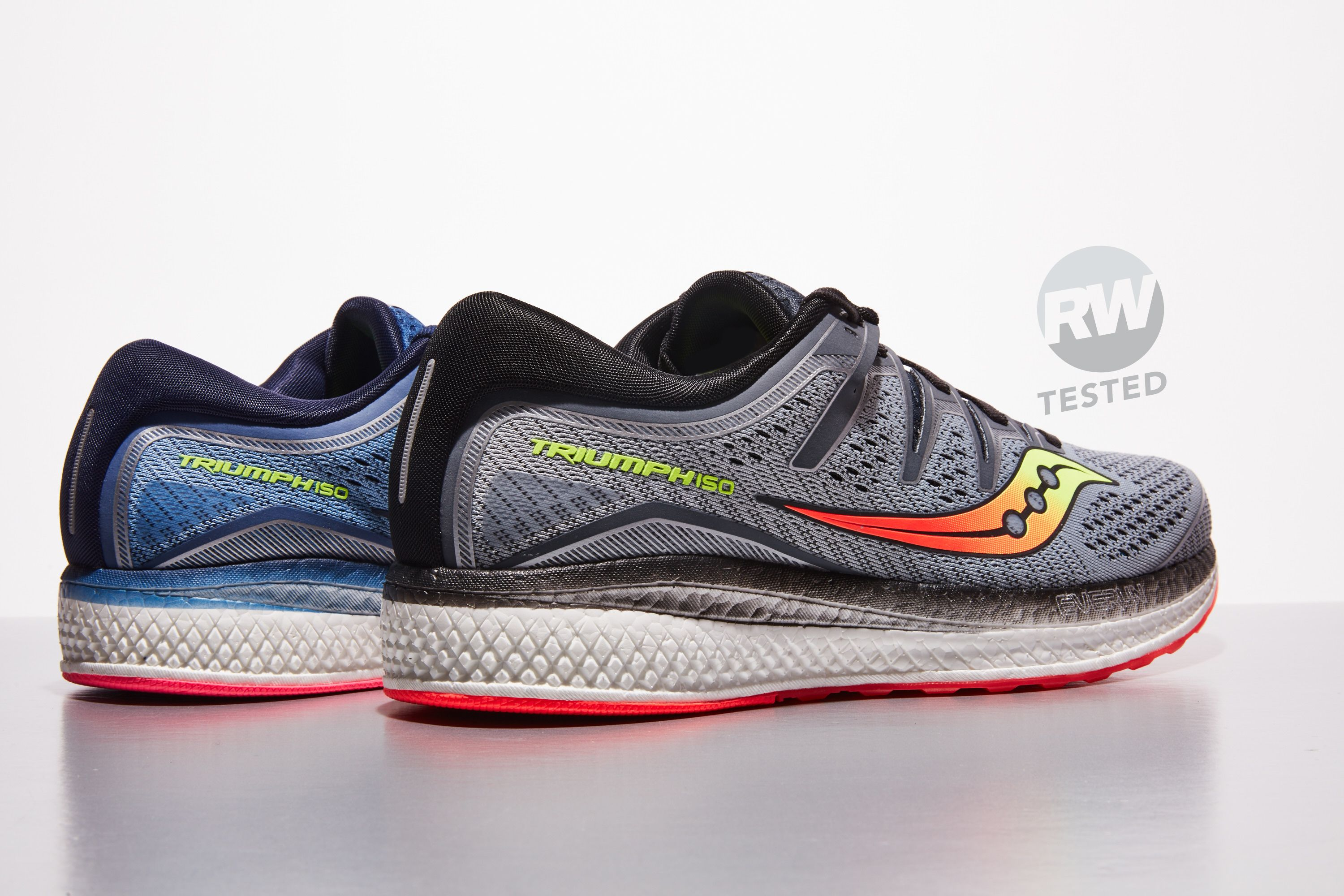 newest 6255d b940e The Saucony Triumph ISO 5 Delivers a Smooth and Comfortable Ride