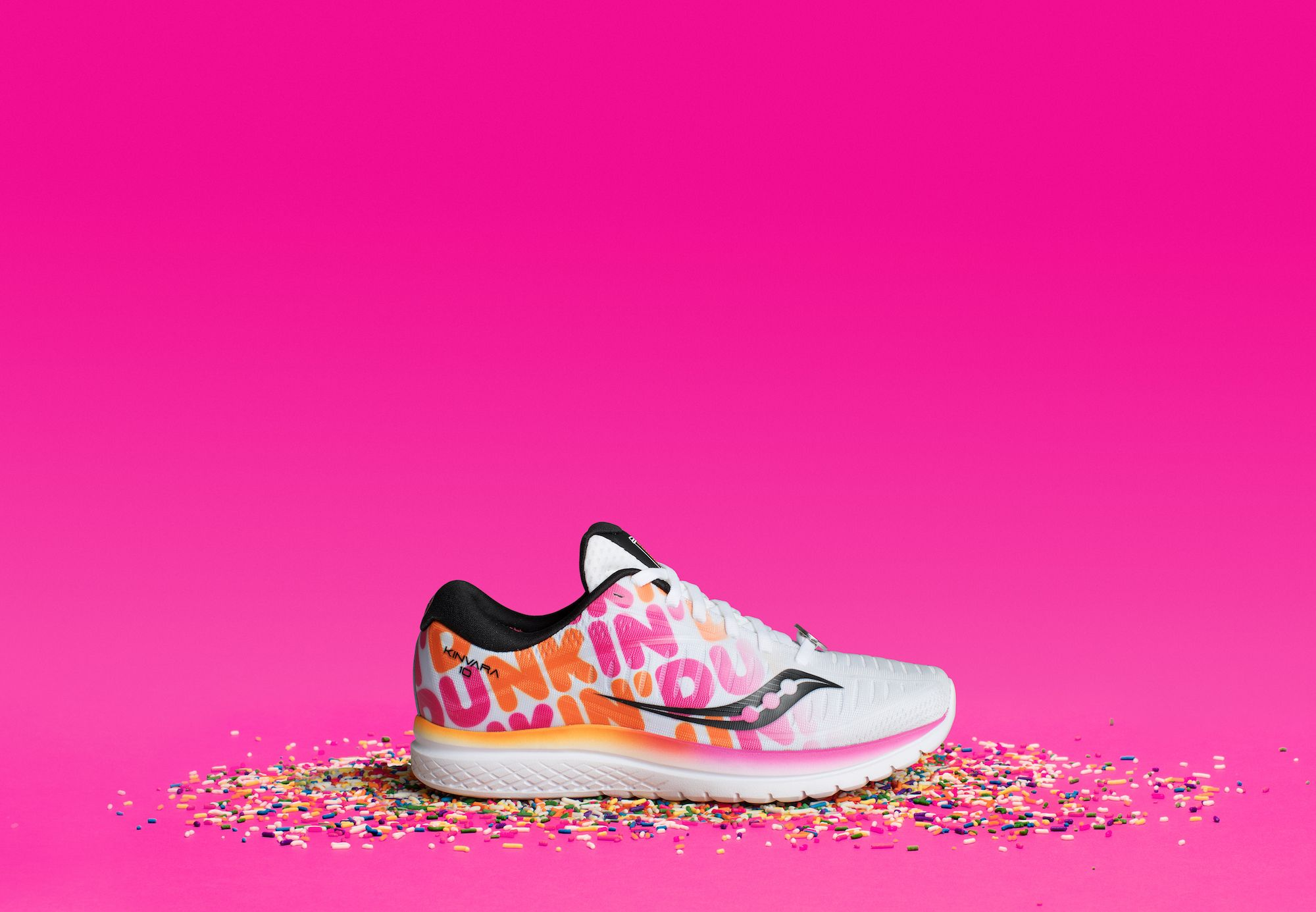Get the Dunkin' Saucony Sneakers for Free