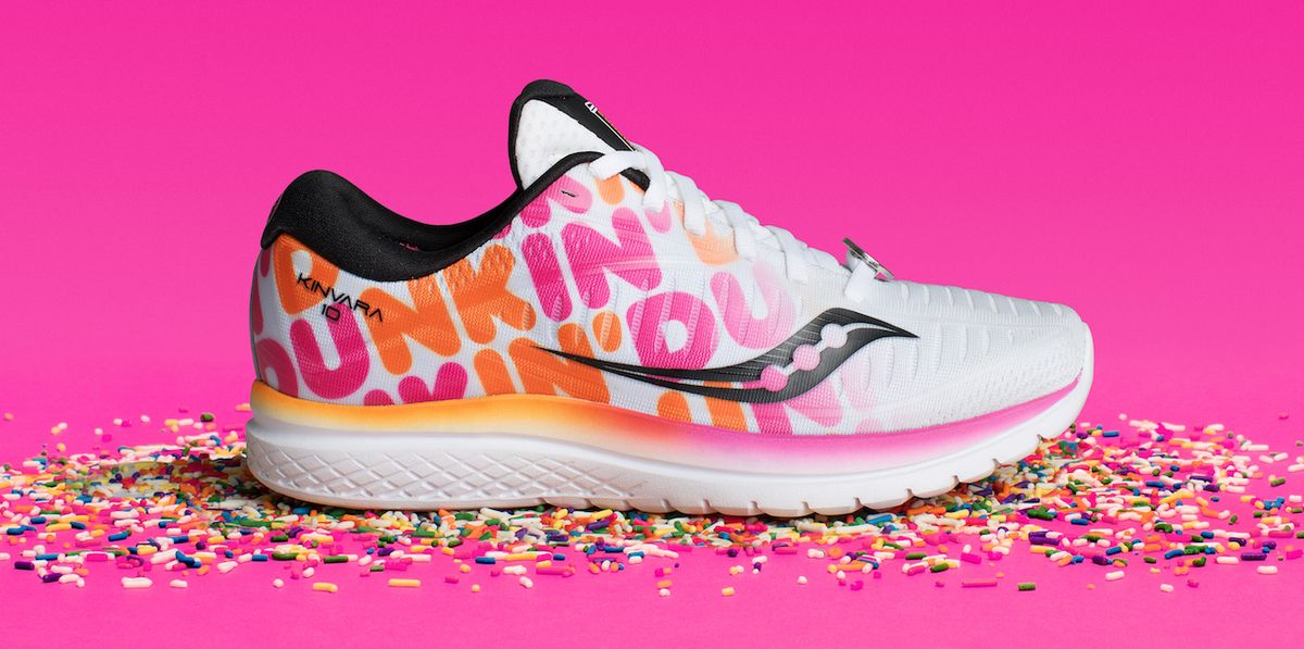 16b083c50496 Saucony Kinvara 10 Dunkin  Doughnut Shoe - What You Need to Know