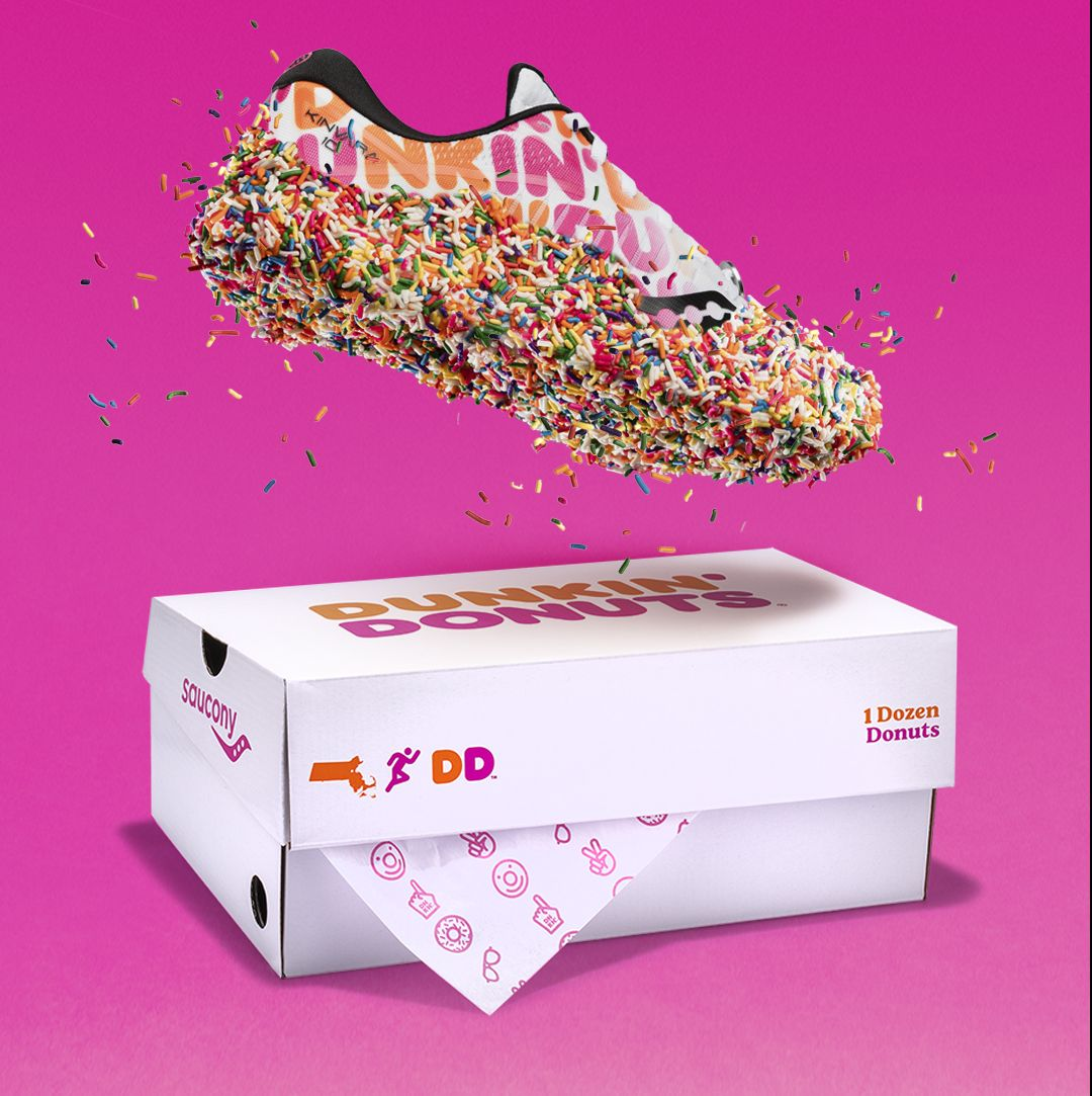 You HAVE To Grab These Saucony Dunkin' Donuts Shoes Before They're Gone