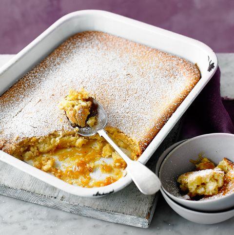 best easy baking recipes lemon pudding