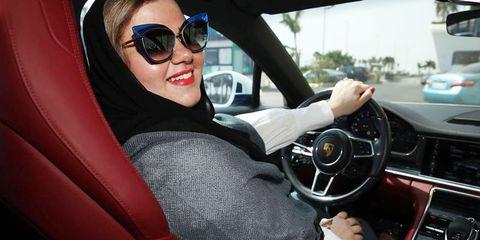 Finally, Women in Saudi Arabia Are Allowed to Drive