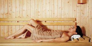 Sauna degezonde voordelen