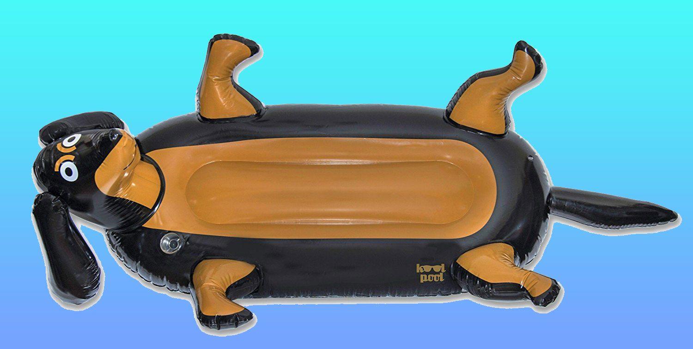 Sausage dog inflatable