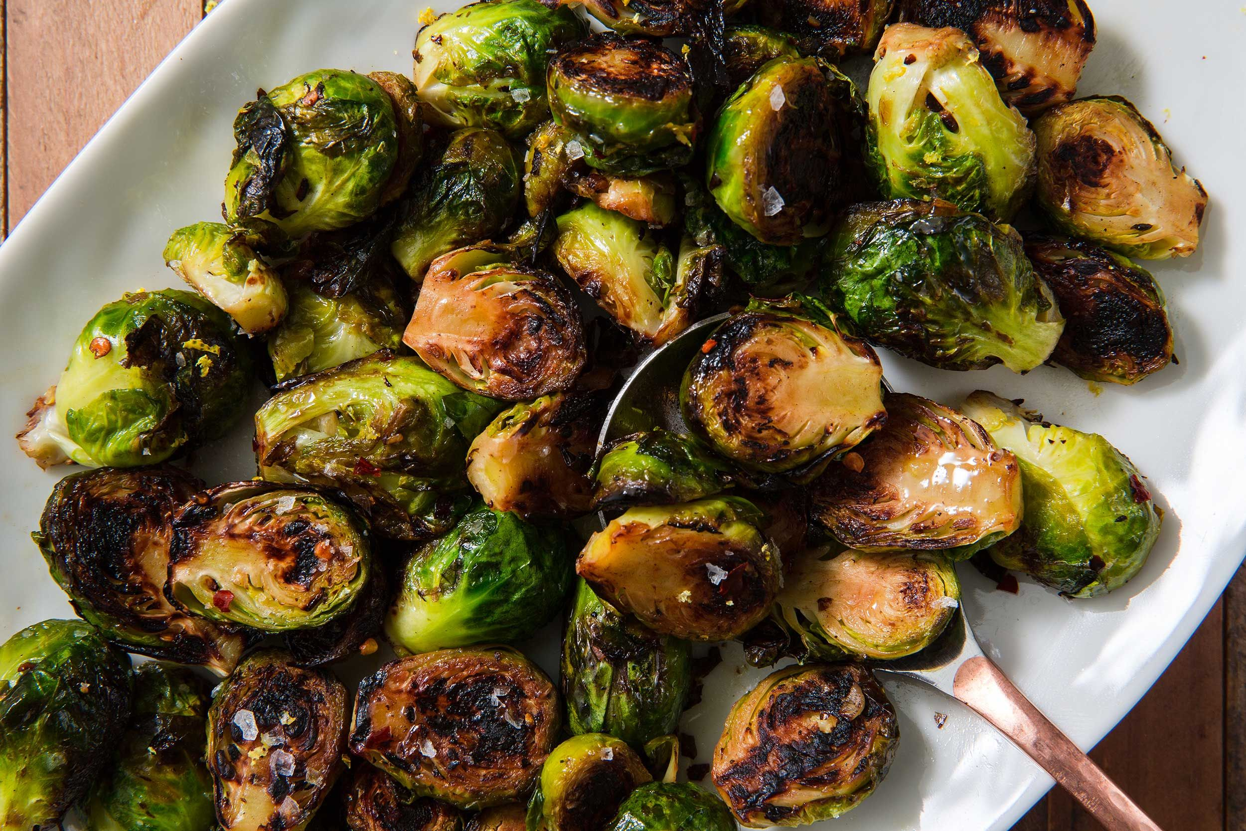 Best Sautéed Brussels Sprouts Recipe - How To Make Sautéed Brussels Sprouts