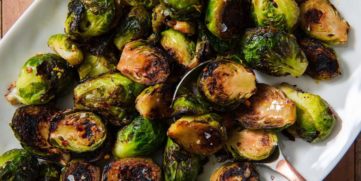 Best Saut 233 Ed Brussels Sprouts Recipe How To Make Saut 233 Ed