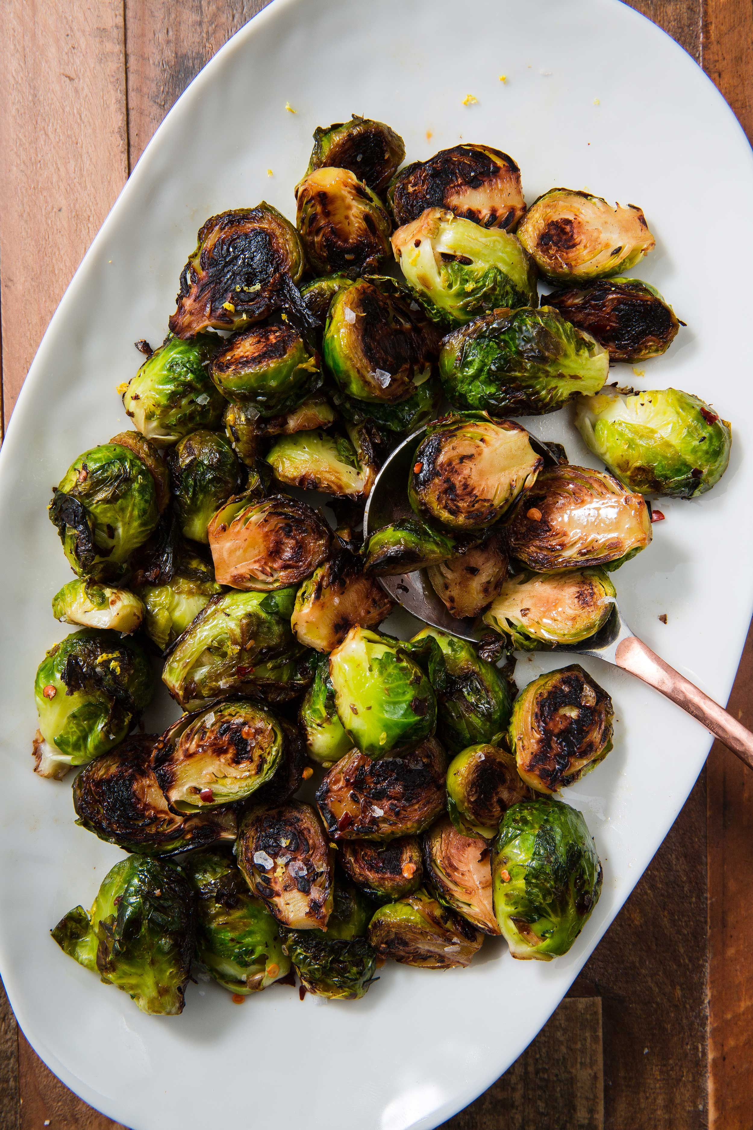 Best way to make brussel sprouts delicious