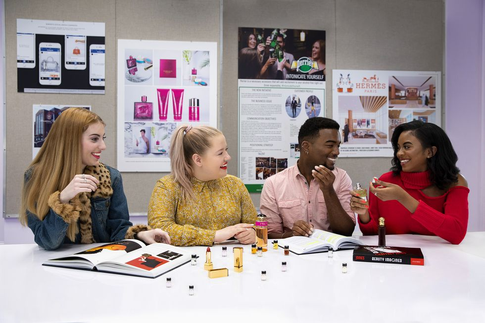 SCAD's New Beauty Program Will Make the Industry Less White and Male-Led