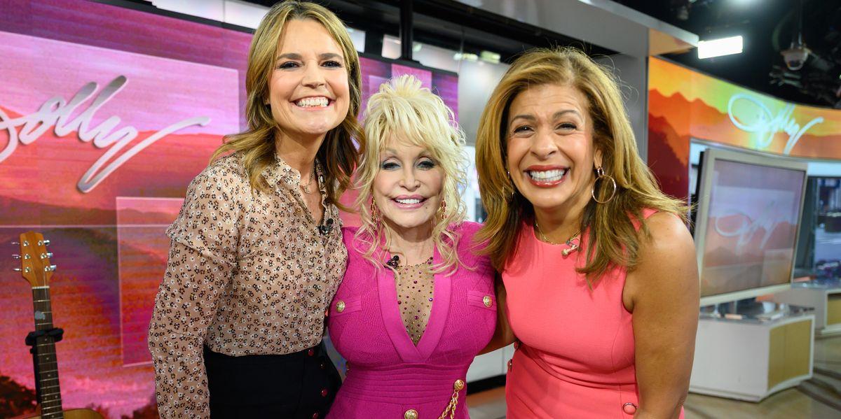 Dolly Parton Sang A Birthday Song To Hoda Kotb In 9 To 5 Tune
