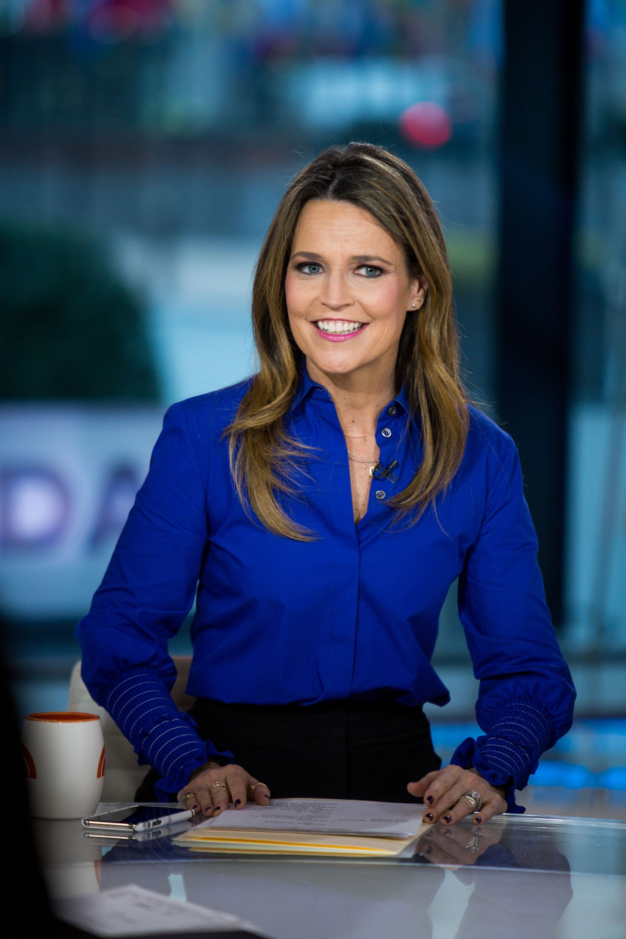 'Today' Star Savannah Guthrie Has Pneumonia, Says It's the Sickest She's Ever Been