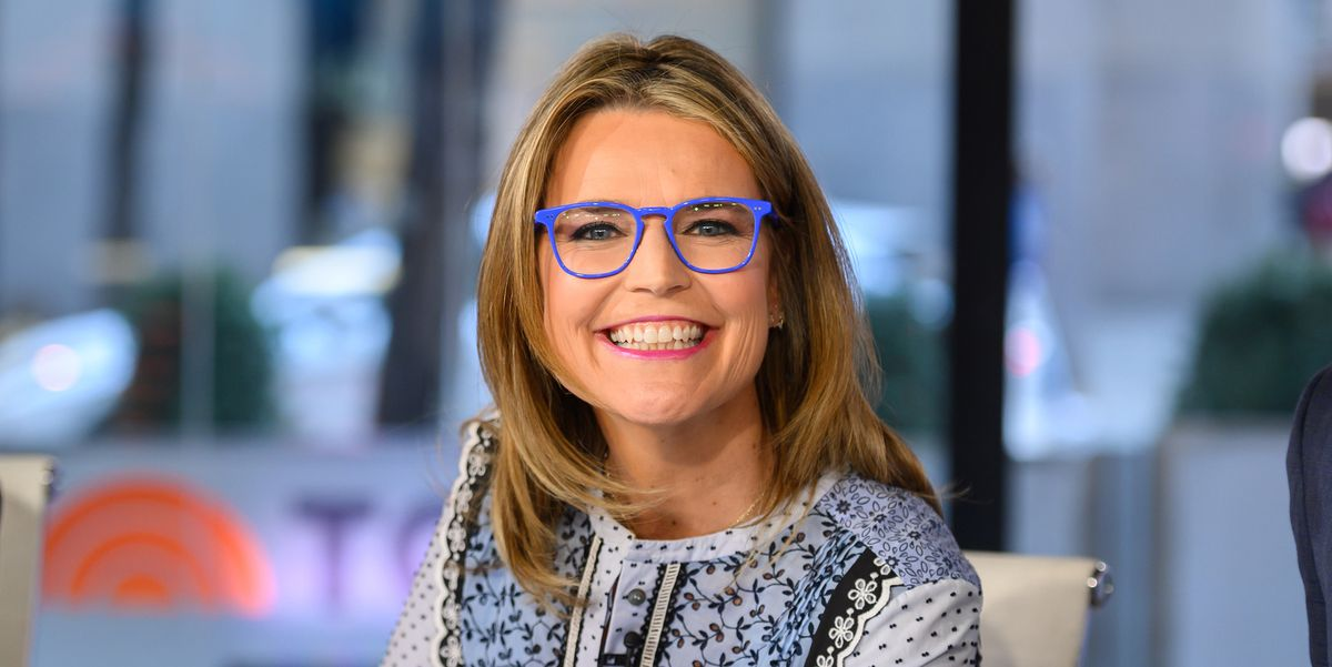 Savannah Guthrie Leaves Today To Have Eye Surgery To Fix Cataract