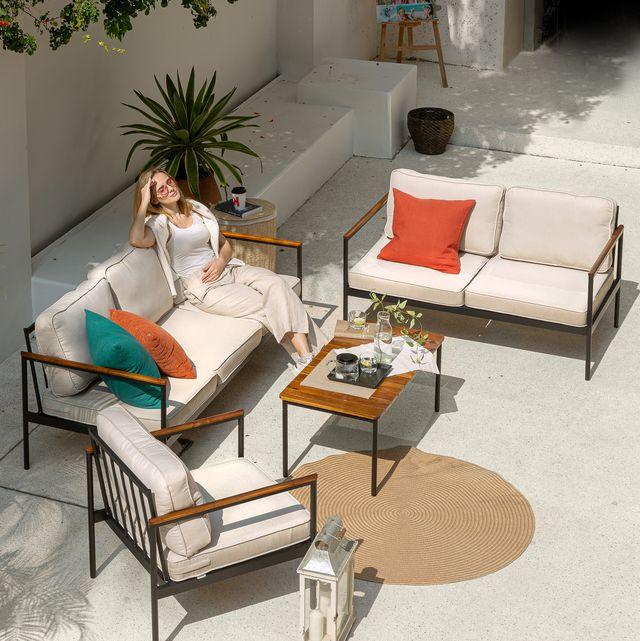 zinus, outdoor furniture