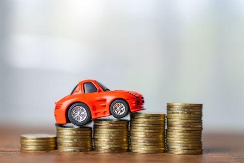 Save money to buy a car,Car loan,money,