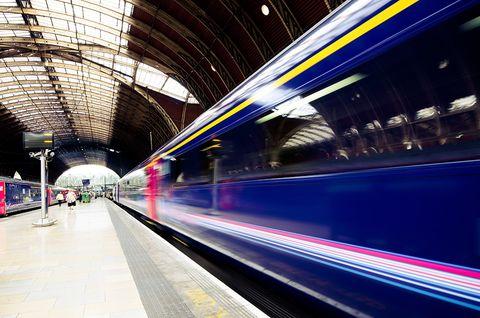Rail fare increase - Train fares have just got a lot more expensive