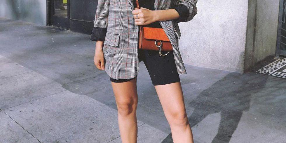 Cómo llevar los pantalones ciclistas según Instagram a0bd6f770648