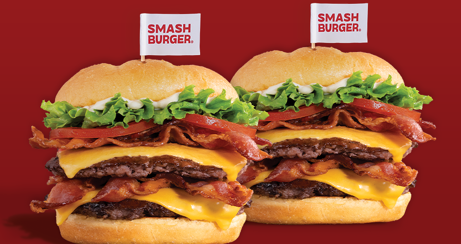Smashburger Is Selling BOGO Burgers Today In Honor Of Its 12th Anniversary