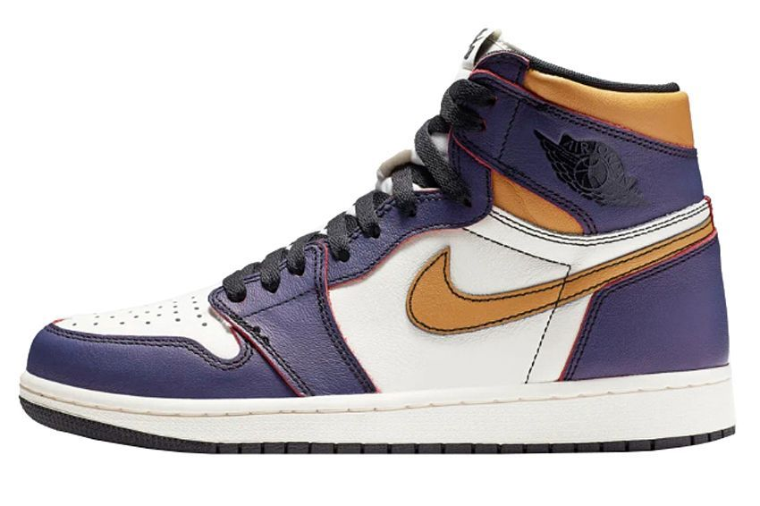 Air Jordan 1 SB 'L.A. to Chicago'