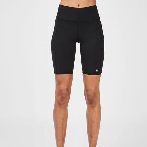 women's cycling style running shorts