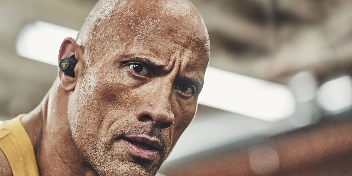 The Rock Releases New $199 Under Armour True Wireless ...