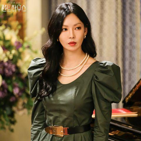 《penthouse上流戰爭》金素妍