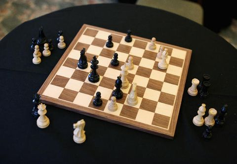 Indoor games and sports, Wood, Board game, Tabletop game, Chess, Games, Line, Hardwood, Pattern, Chessboard,