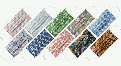 Pattern, Textile, Pattern, Fashion accessory, Hair tie,