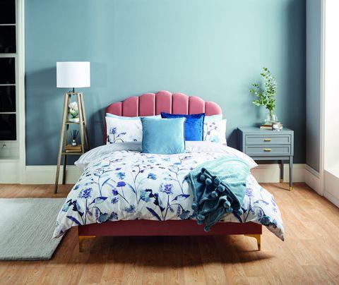 aldi scallop bed