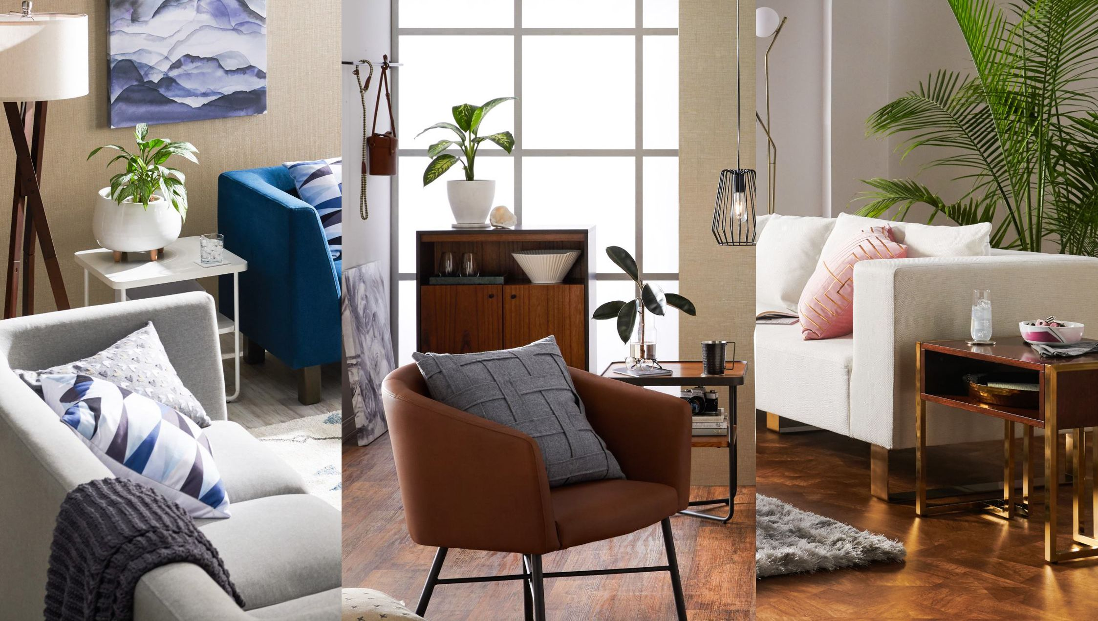 3 Design Trends That Will Totally Transform Your Living Room