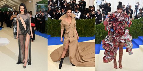 5fabf92d2 The Most Scandalous Met Gala Dresses of All Time