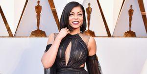 Scandalous Oscars Dresses - Taraji P. Henson