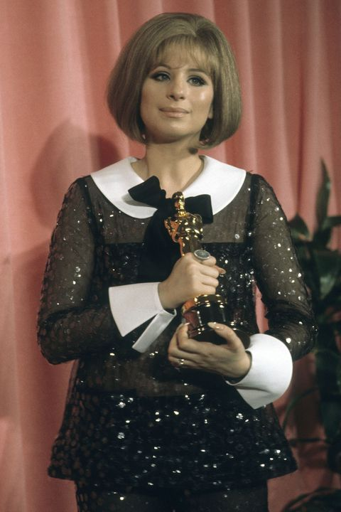 Scandalous Oscars Dresses - Barbra Streisand