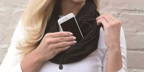 Gadget, Smartphone, Neck, Shoulder, Technology, Mobile phone, Arm, Electronic device, Blond, Hand,