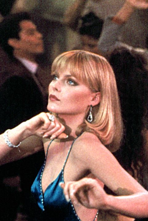 SCARFACE, Michelle Pfeiffer, Al Pacino, 1983, (c)Universal Pictures/courtesy Everett Collection