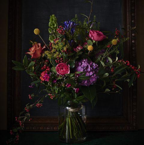 Scarlet & Violet florist