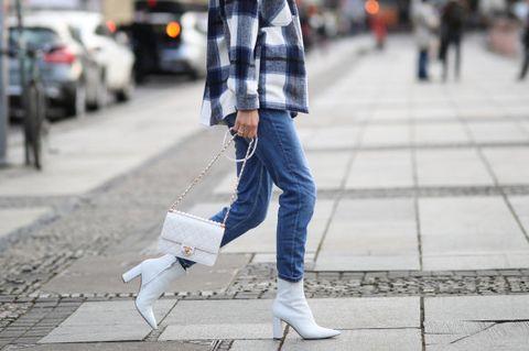 2020時髦短靴推薦!小白靴、動物紋、泰奶棕靴,4大短靴趨勢一次看