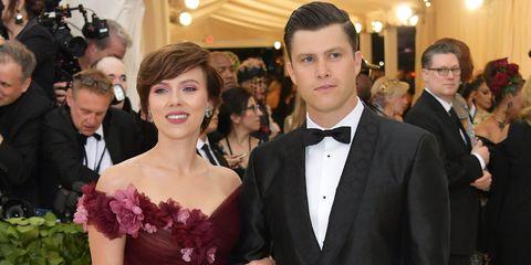 Scarlett Johansson Met Gala 2018