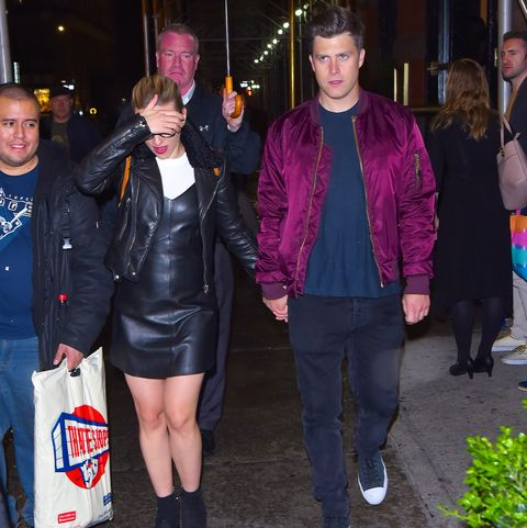 Scarlett Johansson And Colin Jost S Complete Relationship Timeline