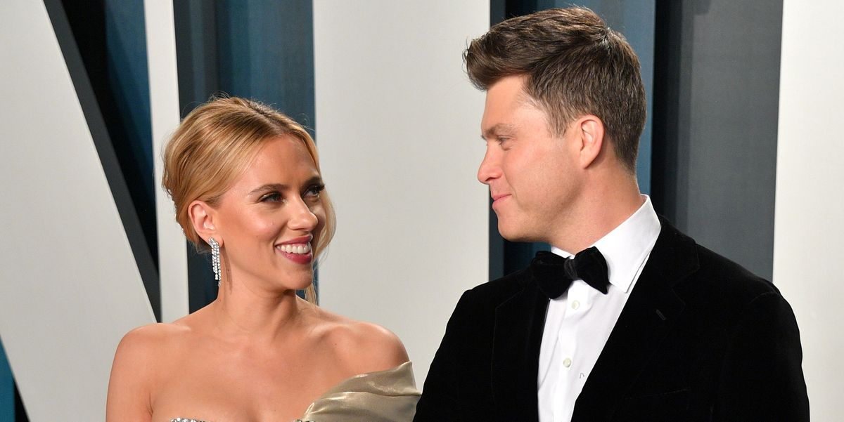 Inside Colin Jost And Scarlett Johansson S Relationship And Upcoming Wedding